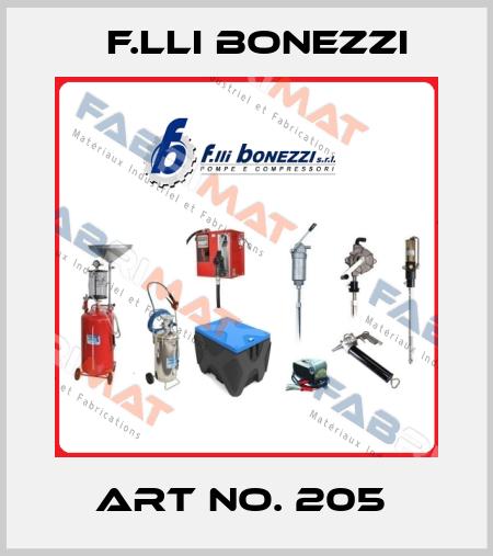 F.lli Bonezzi-ART NO. 205  price