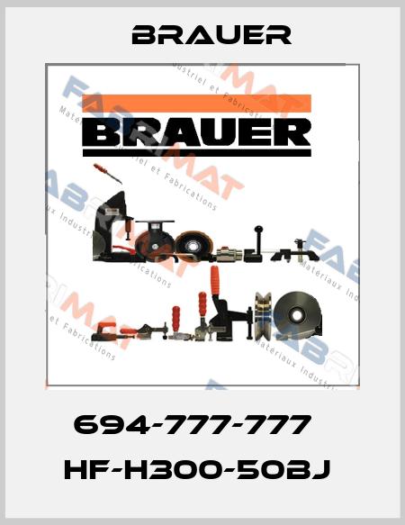 Brauer-694-777-777   HF-H300-50BJ  price