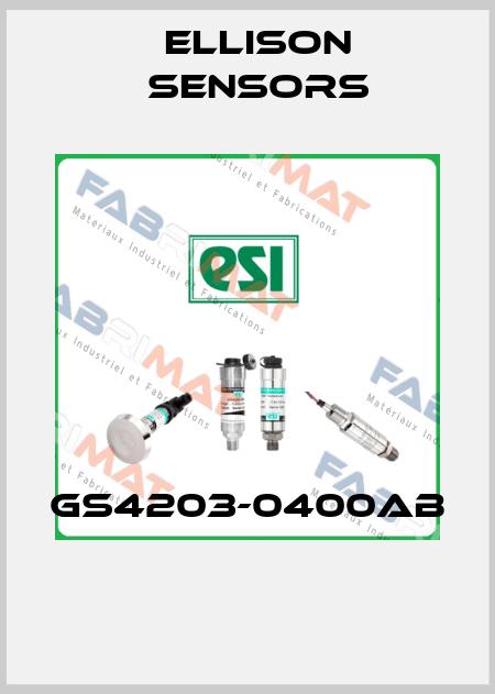 Ellison Sensors-GS4203-0400AB  price