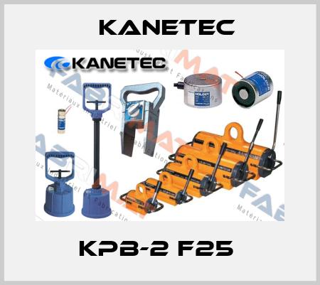 Kanetec-KPB-2 F25  price
