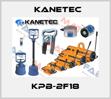 Kanetec-KPB-2F18 price