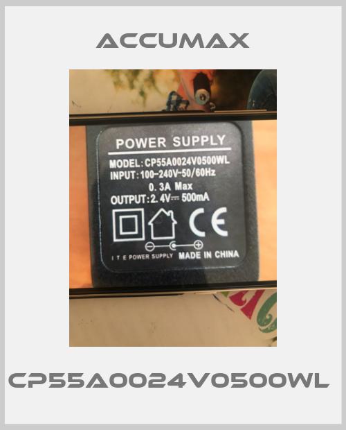 Accumax-CP55A0024V0500WL  price