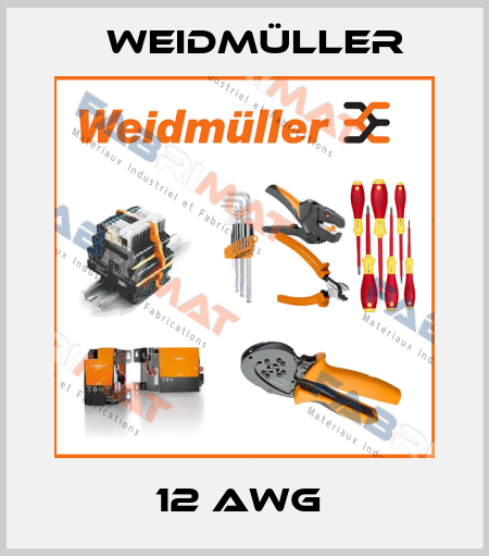 Weidmüller-12 AWG  price