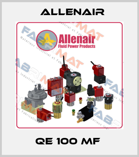 Allenair-QE 100 MF  price