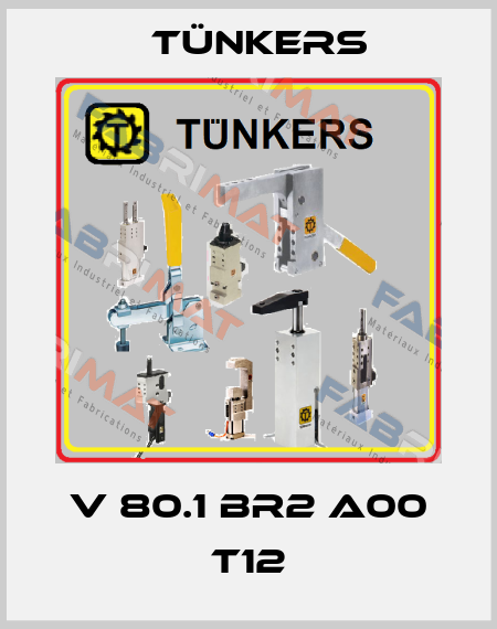 Tünkers-V V2 80 1 BR2 A00 T12 price