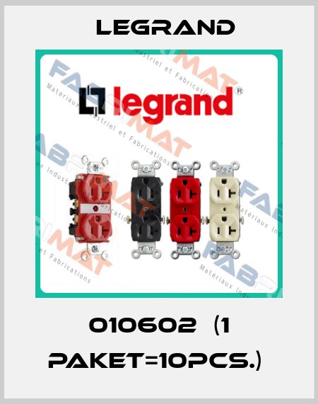 Legrand-010602  (1 paket=10pcs.)  price