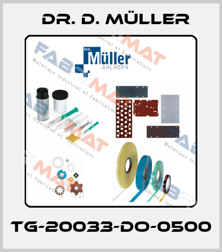 Dr. D. Müller-TG-20033-DO-0500 price