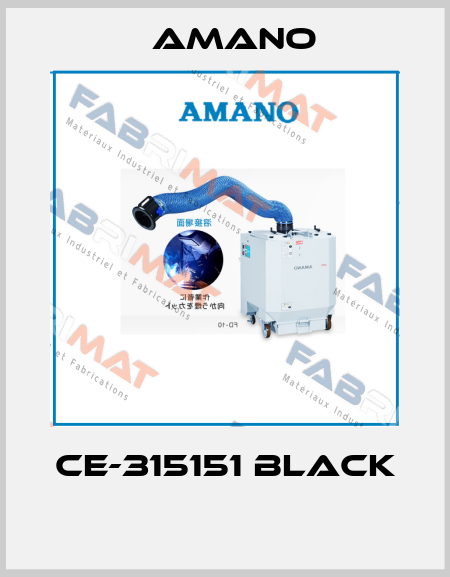 AMANO-CE-315151 Black  price