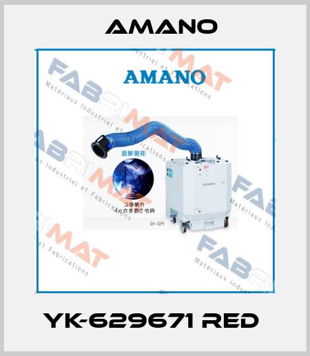 AMANO-YK-629671 Red  price